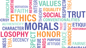 Ethical Word Cloud