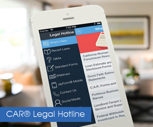 CAR Legal Hotline